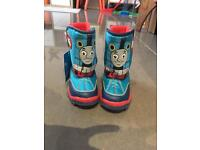 Brand new thomas the tank m&s boots size 7