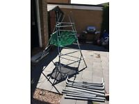Kids Climbing Frame - used