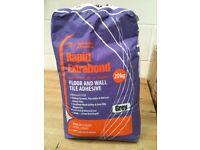 Tilemaster adhesives rapid extrabond