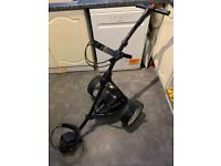 Motocaddy S1 Digital Electric Golf Trolley, including battery and charger