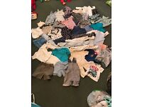 Baby boys 6-9 months clothes job lot