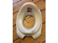 Toddler toilet seat VGC Frozen