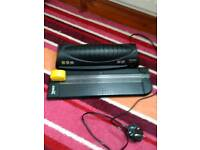 Laminator and Trimmer