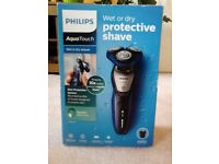 Philips Aqua Touch s5600/41 Wet or dry shawe series 5000 brand new