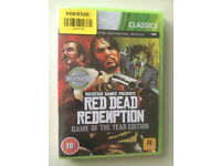 Brand New And Sealed Red Dead Redemption Game on Xbox 360