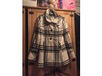 Ladies size 12 coat