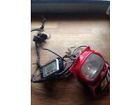 250cc Gas Gas Headlight