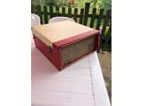 Dansette Celebrity Record Player spares or repairs.