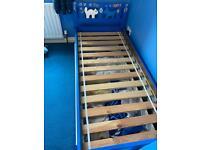 Ikea toddler bed frame & under drawer storage