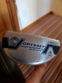 Odyssey Works 9 putter