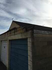 1 X Single Garage AND 1 x additional parking space for rent in BATH (Nr London Rd)