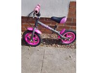 Girls Balance Bike