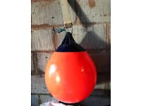 Polyform A-Series Buoy / One Eyed Fender - Orange - A2