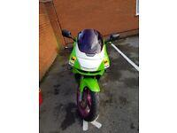 Kawasaki zx6r f3 1997 SWAPS