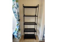IKEA Shelf - Black - useful in any room