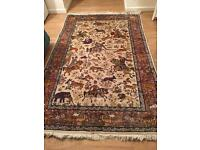 Pure wool very luxurious fine Persian Carpet / Rug