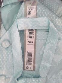 3 x Wedding Kids Waist Coats - Ties from Next (Not used)