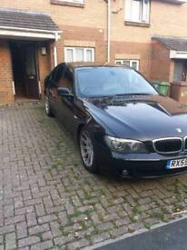 Bmw 750li Facelift 2005 swap for X5 or jeep