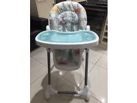 Mamas &'papas high chair