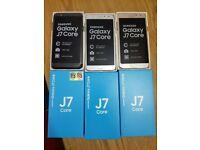 Samsung Galaxy J7 core 2017 16GB 4G lte Dual Sim Unlocked smartphone