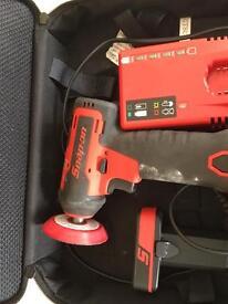 Snap on 14.4volt micro lithium cordless polisher tool body