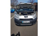 Peugeot EXPERT, diesel, 1997ccElectric windows, Very clean car,good engine and gearbox.