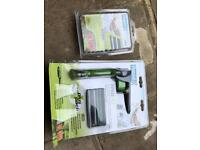 Rapid fp22 fence pliers with magazine & 1200 hog rings