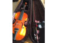 1/2 size beautiful STENTOR violin