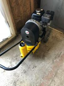 Wacker Neuson PD2 petrol pump.