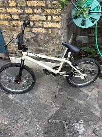 Huffy Bmx bike with pegs