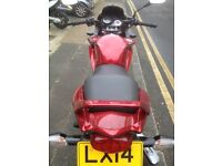 Honda CBF125 2014 1 Owner, Low Mileage Learner Legal Commuter ,Excellent Condition ,Service History