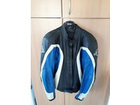 Motor cycle jacket leather