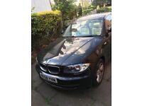 BMW 1 SERIES SE 1.6 BLACK - PETROL - Spares or repair