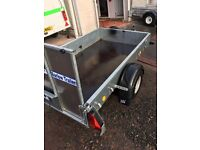 Ifor Williams P7 trailer in mint cond