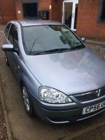 Vauxhall Corsa SXI+CDTI -2007