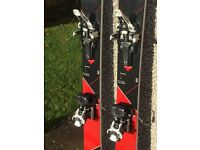 Dynastar Cham 2.0 87 Touring Skis - Used Once, Bindings, Skins & Crampons (Never Used) Bought Jan 16