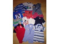 Baby boys clothes for sale 6-9 months