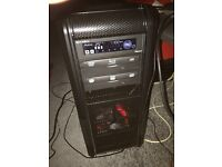 Computer Case with Liquid Cooling for a AM3+ Motherboard and 1000w PSU (This is not a full PC)