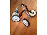 Children's bike stabilisers