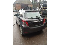 Toyota Yaris 2013 1.3 Petrol 1NRSE For Breaking- CALL NOW!!!