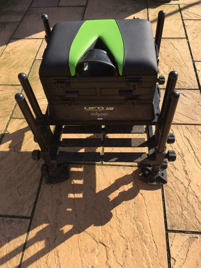 Maver x6 seatbox | in Sedgefield, County Durham | Gumtree