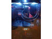 i7 6700k; Asus ROG Matrix GTX 980Ti; 32GB LPX DDR4; M.2 SSD; 250GB SSD