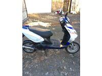 longila 50cc scooter 2016 plate