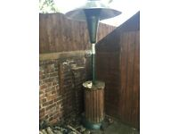 Patio Heater and 2 x 13kg Patio Gas Bottles. Great Working Order