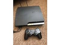 PlayStation 3 controller and 13 games