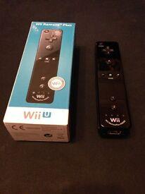Nintendo Wii U Remote Plus Black