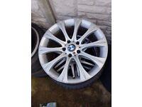 Bmw M5 18'' Alloy Wheel SINGLE WHEEL CAN POST (MV1 MV2 MV3 MV4 M5 M6) (1 wheel)