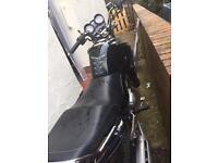 Yamaha ybr125 61 reg £1000 Ono