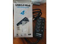 USB3.0 HUB Charging Port