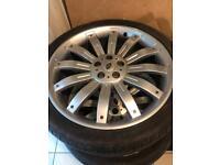 Range Rover wheels